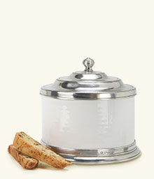 Convivio Cookie Jar