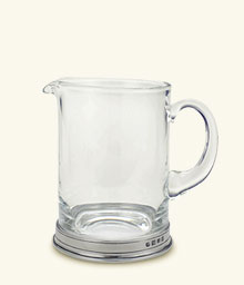 Branch Bar Pitcher, Crystal