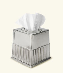 Impero Tissue Box, Square