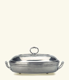 Toscana Pyrex Casserole Dish with Lid