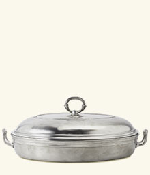 Toscana Pyrex Casserole Dish with Lid, Large