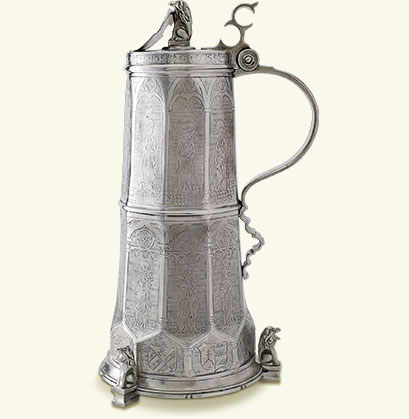 Engraved Beer Stein