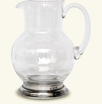 Glass Pitcher, 1.5 Litre