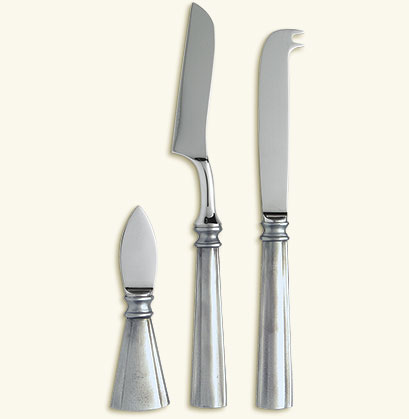 Lucia Cheese Knife Set