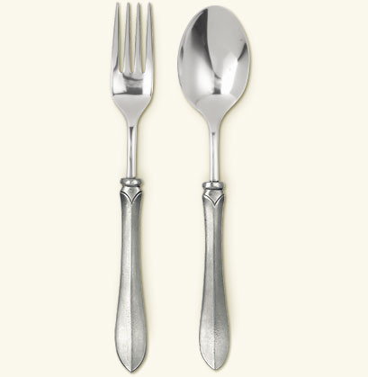 Sofia Serving Fork & Spoon