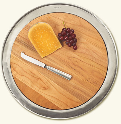 Round Cheese Tray